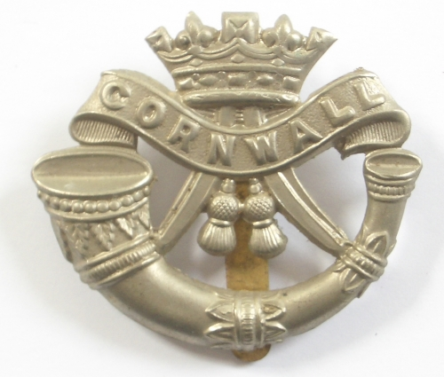 Duke of Cornwall's Light Infantry cap badge