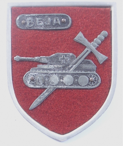WW2 rare Beja battle badge.