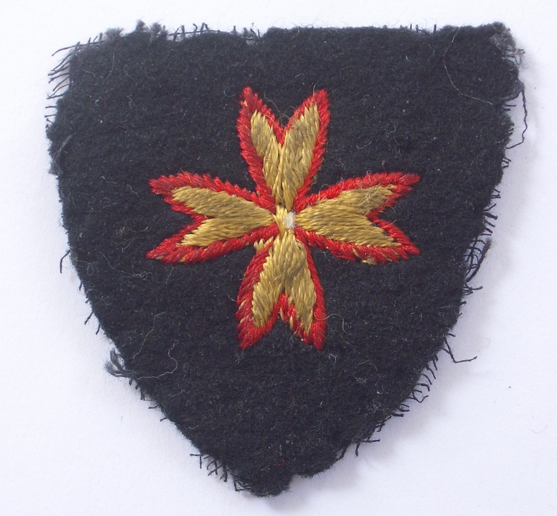 79th HAA Regt RA WW2 formation sign