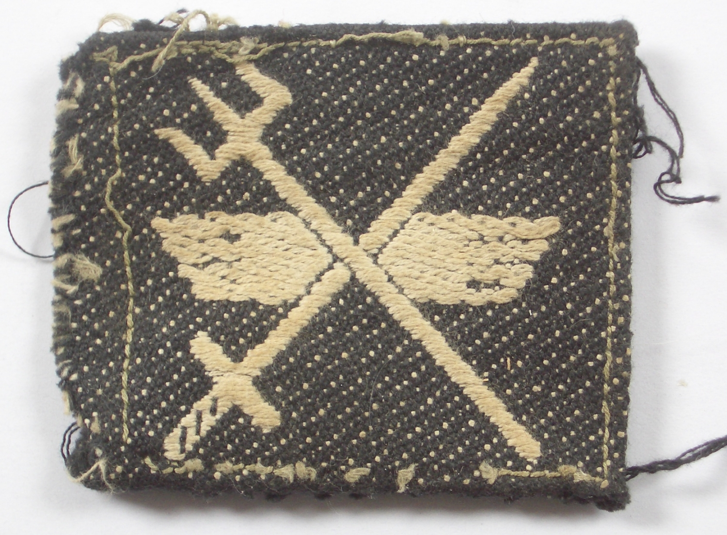WW2 33 Indian Corps formation sign
