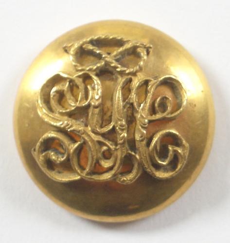 Staffordshire Yeomanry Cavalry mufti button