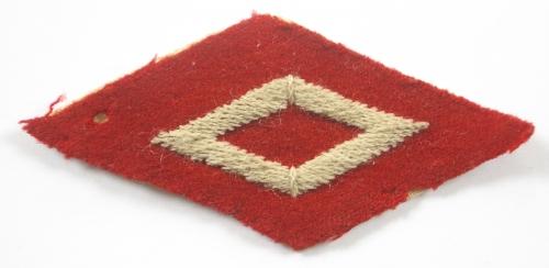 British Army Proficiency sleeve badge