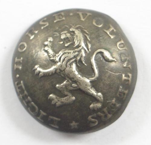 London & Westminster Light Horse Vols button