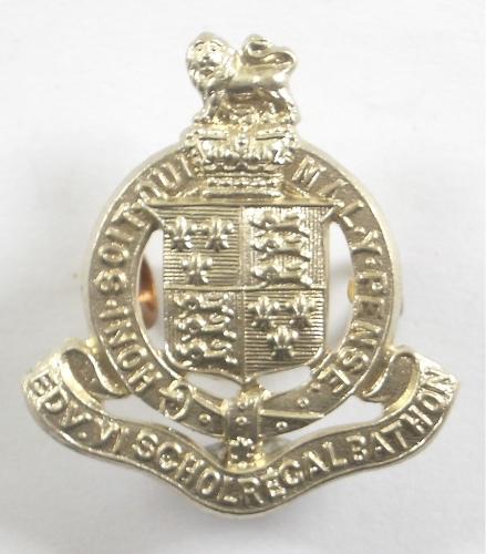King Edward's School Bath OTC  cap badge