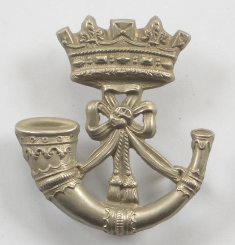 D of Cornwall LI (DCLI ) Victorian  cap badge