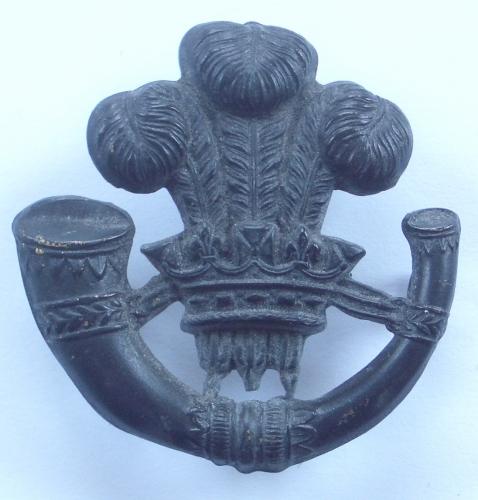 Longford Light Infantry glengarry badge