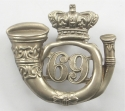 Herefordshire Rifle Volunteers cap badge - picture 1