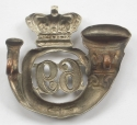 Herefordshire Rifle Volunteers cap badge - picture 2