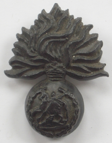 R. Regt Fusiliers Northern Ireland badge