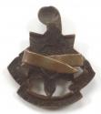 Royal Sussex Regt OSD cap badge - picture 2