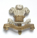 3rd Dragoon Guards pre 1922 cap badge - picture 1
