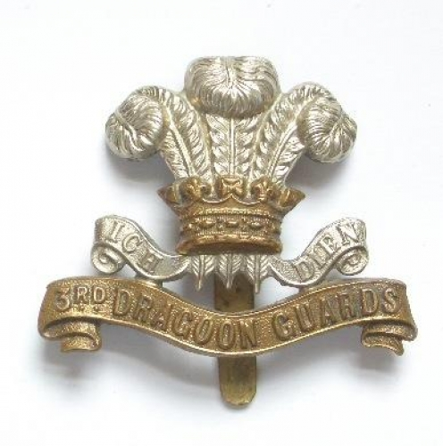3rd Dragoon Guards pre 1922 cap badge