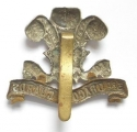 3rd Dragoon Guards pre 1922 cap badge - picture 2