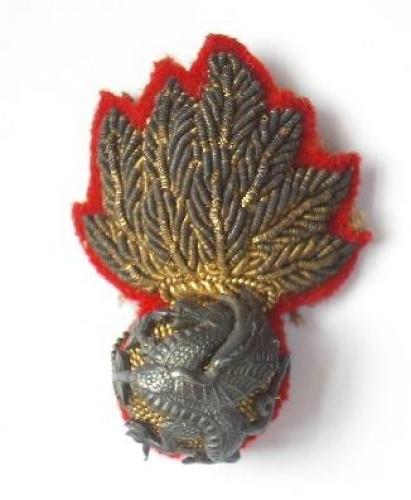 Royal Welsh Fusilers Officer's cap badge