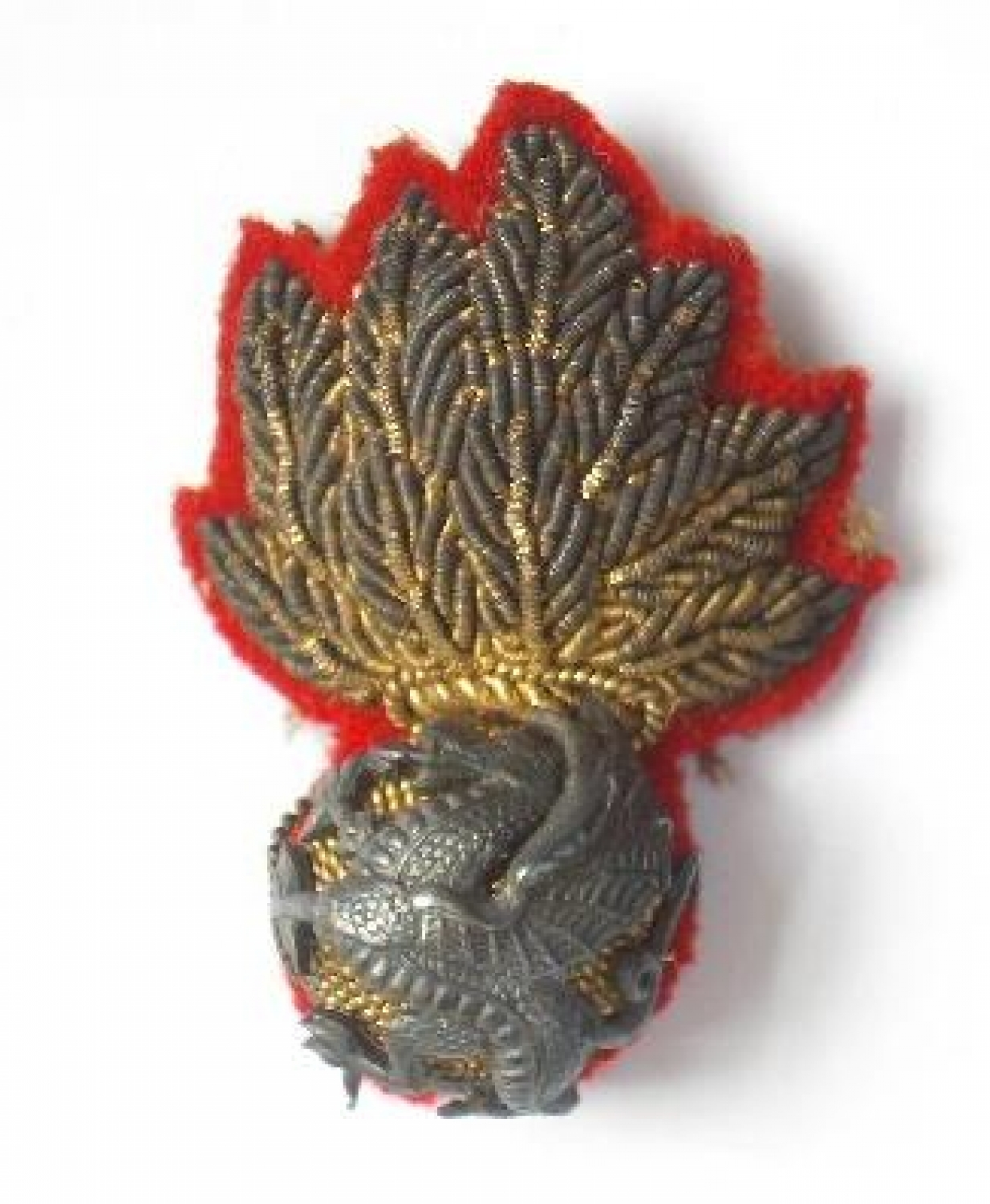 Royal Welsh Fusilers Officer's cap badge