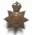Middlesex Yeomanry OSD bronze cap badge - picture 1