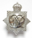 Control Commission Germany Police cap badge - picture 1