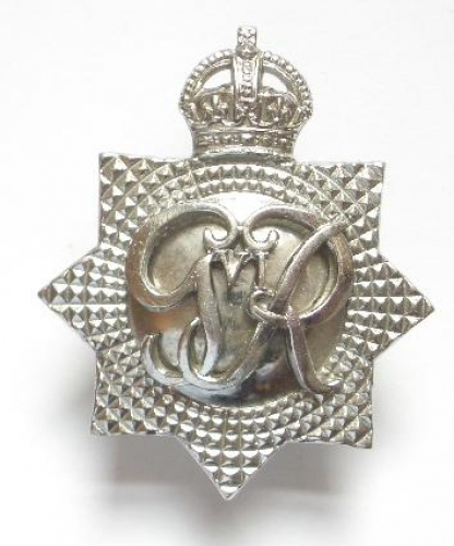 Control Commission Germany Police cap badge