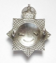 Control Commission Germany Police cap badge - picture 2