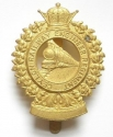 Ceylon Railway Engineer Regiment cap badge - picture 1
