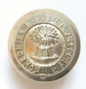Cheshire Rifle Volunteers Victorian button - picture 1