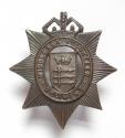 Middlesex Volunteer Regiment cap badge - picture 1