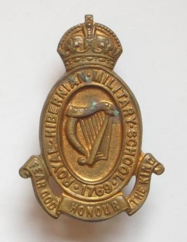 Royal Hibernian Military School badge