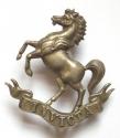 Kent Rifle Volunteers glengarry badge - picture 1