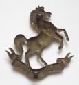 Kent Rifle Volunteers glengarry badge - picture 2