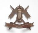 9th (Queen's Royal) Lancers OSD cap badge - picture 2
