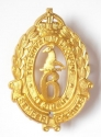 6th Australian Infantry Bn slouch hat badge - picture 1