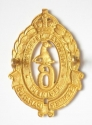 6th Australian Infantry Bn slouch hat badge - picture 2