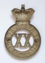 1st Royal Surrey Militia Victorian glengarry - picture 2