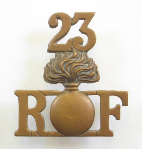 "23 / R grenade F ""Kitchener's Army"" WW1"