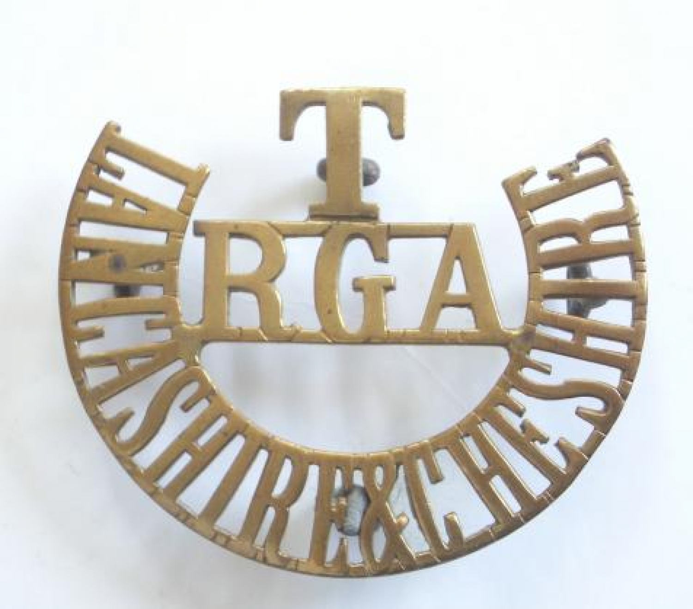 T / RGA / LANCASHIRE & CHESHIRE title
