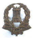 Isle of Wight VTC scarce cap badge - picture 1