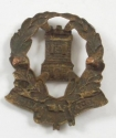 Isle of Wight VTC scarce cap badge - picture 2