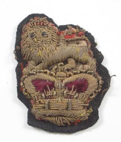 Royal Dragoons Victorian NCO's arm badge