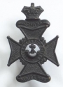 2nd City of London Rifles Victorian badge - picture 1