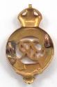 Household Cavalry GVIR cap badge - picture 2