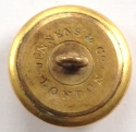 39th Madras Native Infantry Officer button - picture 2