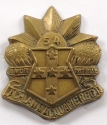 Australian 54th Infantry Bn slouch hat badge - picture 1