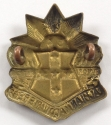 Australian 54th Infantry Bn slouch hat badge - picture 2