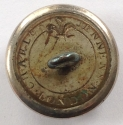 16th Light Dragoons Officer's button - picture 2