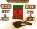 Cyclist / 8th Armoured/ Tank Corps - picture 4