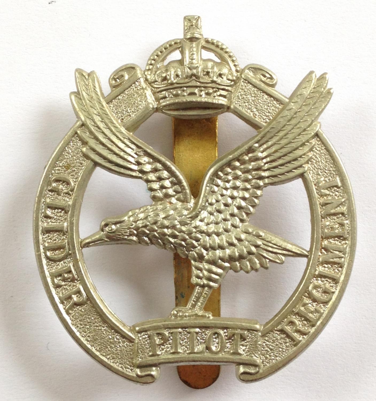 Glider Pilot WW2 beret badge by Firmin