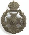 Rifle Brigade Victorian helmet plate - picture 1