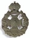 Rifle Brigade Victorian helmet plate - picture 2