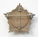 Machine Gun Guards 1917 HM silver badge - picture 2