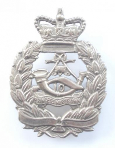 10th Gurkhas piper's / drummer's badge